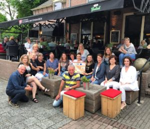 Evaluation meeting in Netherlands  on  the 17th of May-21st May 2017