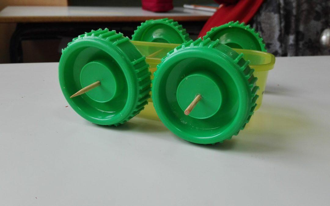 An all-wheel