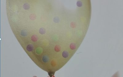 Beads in balloon