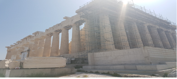 A visit to Greece 16th -20th April 2018