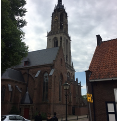 Visit to The Netherlands 2018